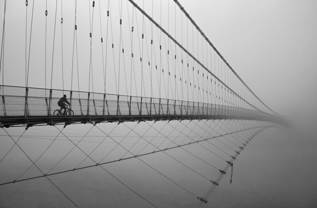 Путешествие по небу, © Триканш Шарма, Выбор зрителей в категории «Города», Конкурс «Тревел-фотограф года» от National Geographic