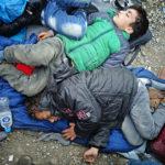 Беженцы Идомени не уверены в будущем, © Филип Уорик, 3-я премия, Фотоконкурс Nikon