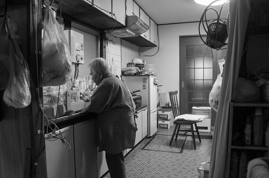 Решительность 89-летнего возраста, © Мауми Шимада, 3-я премия, Фотоконкурс Nikon