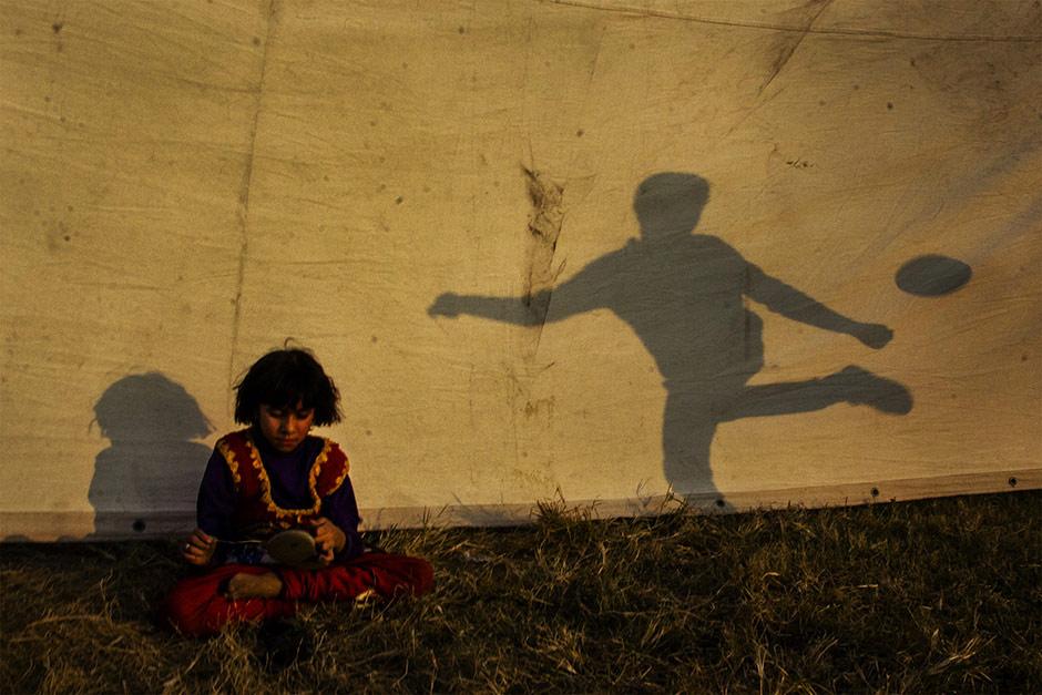 Тень будущего, © Раджендра Мохан Пандей, 3-я премия, Фотоконкурс Nikon