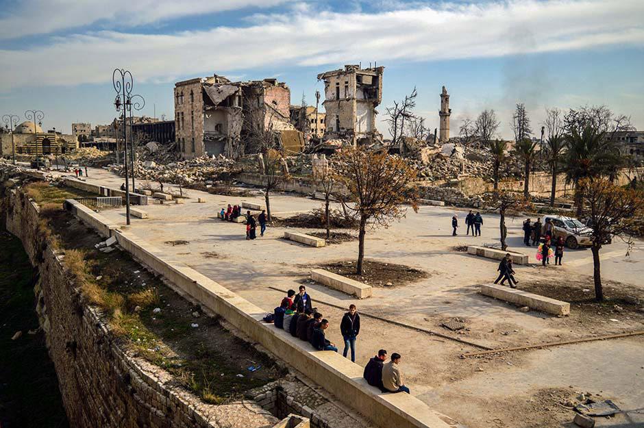 Самый старый город в мире, © Адиб Алсаид, 1-я премия, Фотоконкурс Nikon
