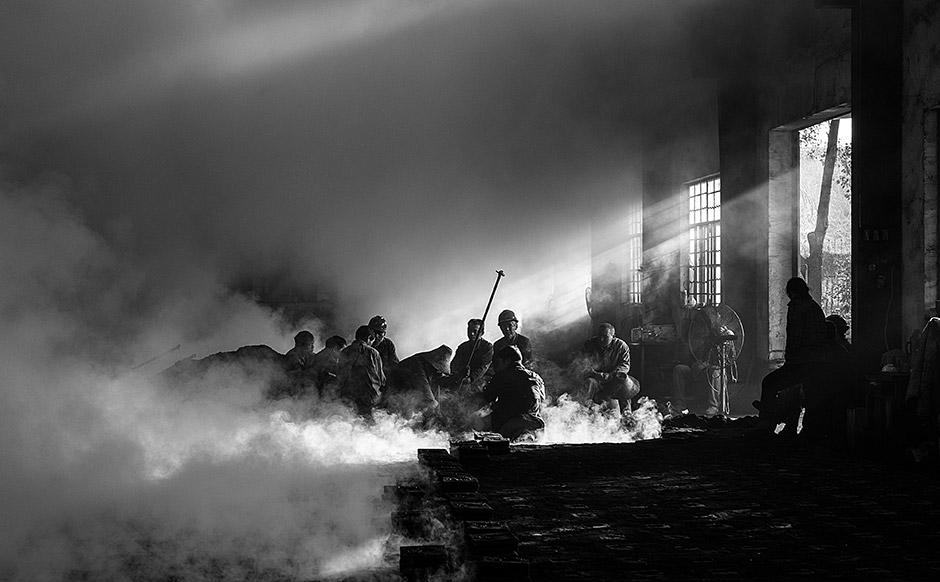 Перерыв, © Тянь Юань Юань, 1-я премия, Фотоконкурс Nikon