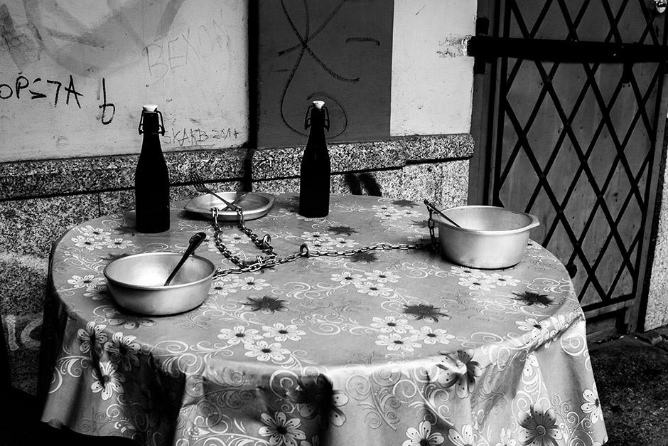 Посуда, © Яцек Олексинский, 2-я премия, Фотоконкурс Nikon