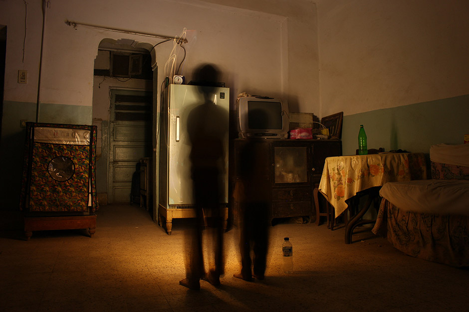 Дом призраков, © Доа Наср, 3-я премия, Фотоконкурс Nikon