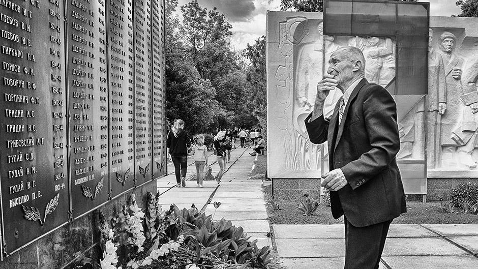 День Победы, © Серж Литвинов, 2-я премия, Фотоконкурс Nikon