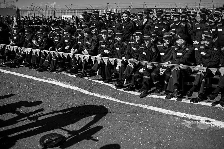 Тюремный спорт, © Алексей Малгавко, 3-я премия, Фотоконкурс Nikon