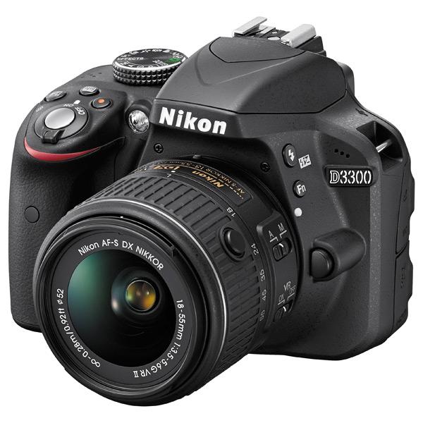 Цифровая фотокамера Nikon D3300