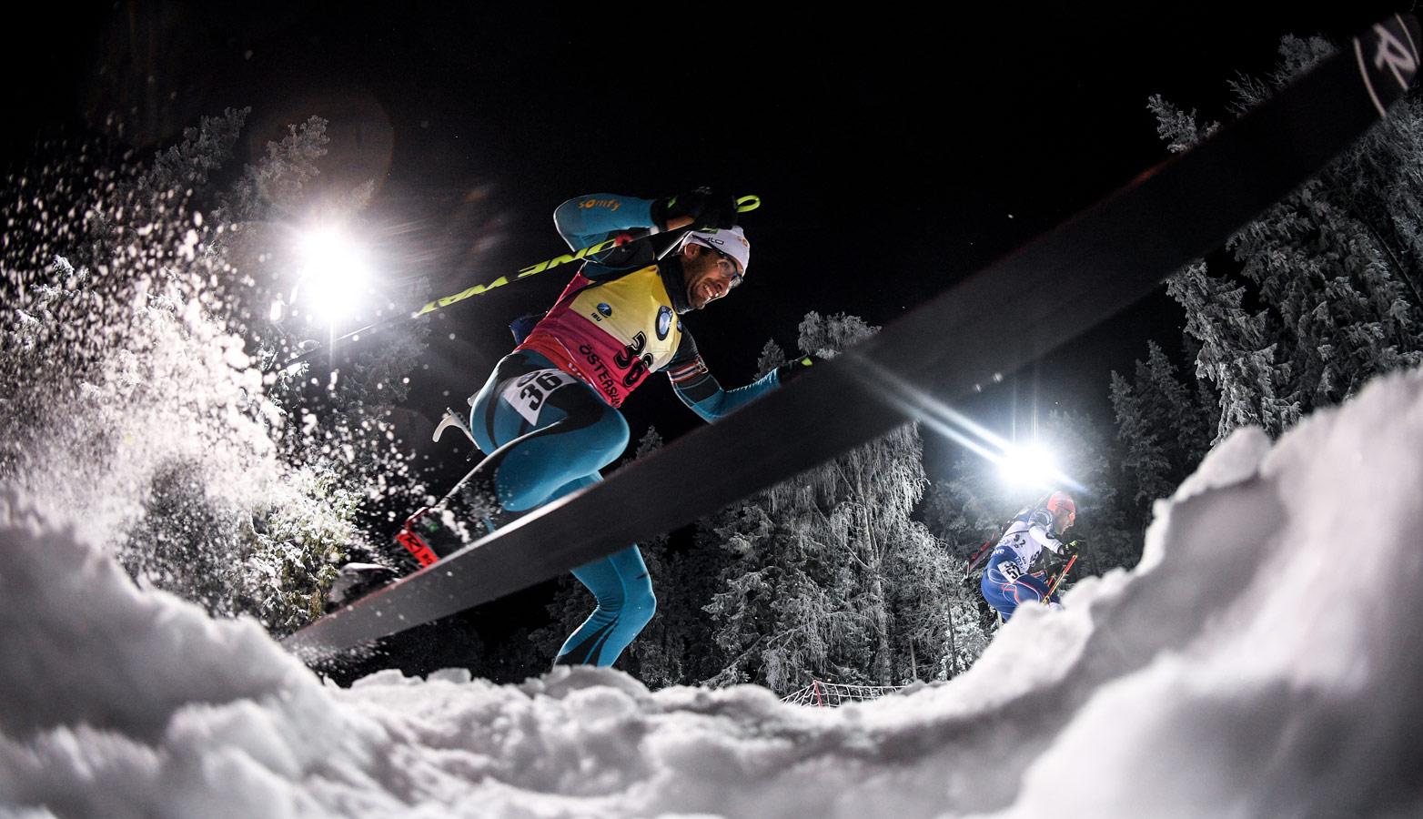 Биатлон, © Алексей Филиппов, Гран-при - Профессионал, Фотоконкурс Nikon «Я в сердце изображения»