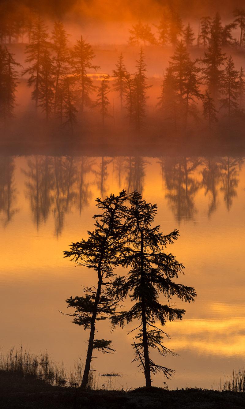 На рассвете, © Андрей Снегирев, Пейзаж, 1 место - Профессионал, Фотоконкурс Nikon «Я в сердце изображения»