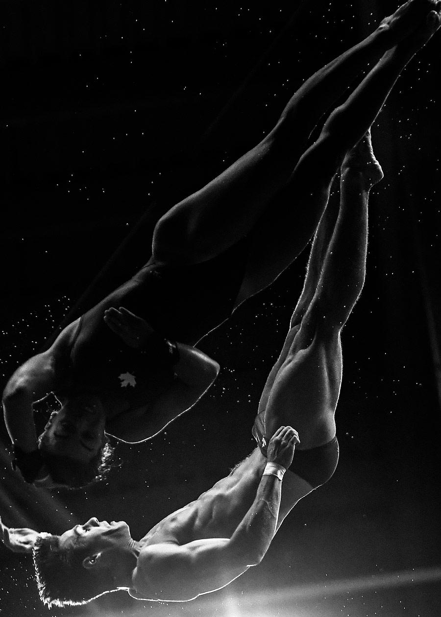 Прыжок, © Максим Богодвид, Спорт, 2 место - Профессионал, Фотоконкурс Nikon «Я в сердце изображения»