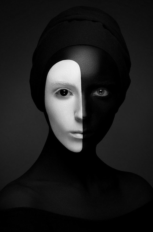 Black Renaissance, © Алексей Маликов, Портрет, 2 место - Профессионал, Фотоконкурс Nikon «Я в сердце изображения»