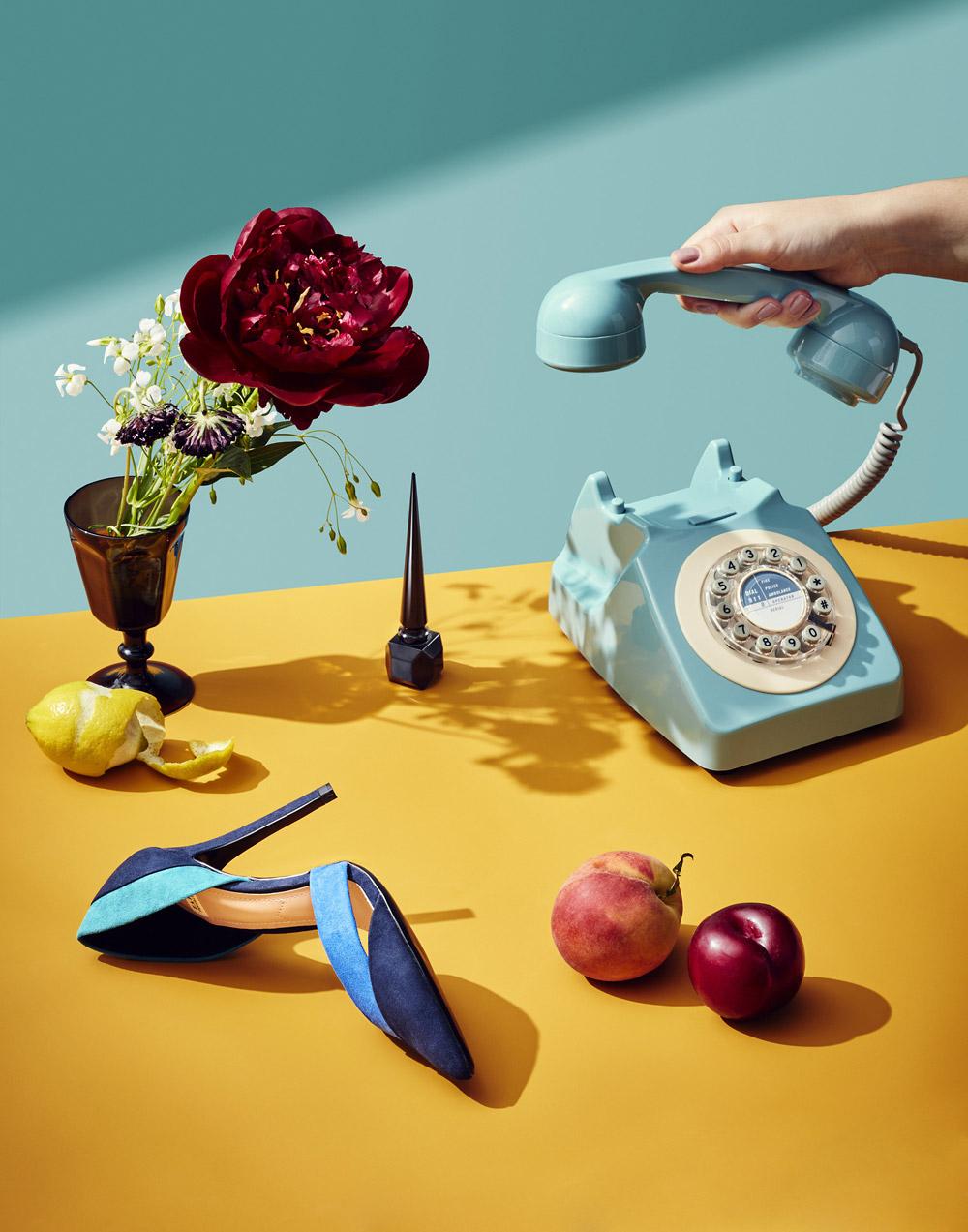 «Без названия», © Вилл Штайер / Will Styer, Бруклин, США, Победитель категории «Коммерческая / Редакционная», Гран-при конкурса, Фотоконкурс натюрморта «Объекты желания» — Objects of Desire