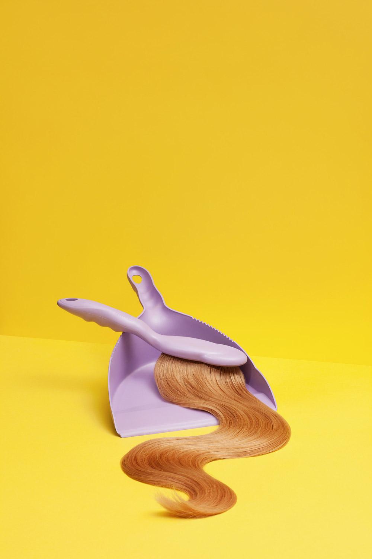 «Волосатая ситуация», © Илка и Франц / Ilka & Franz, Лондон, Великобритания, Финалист категории «Коммерческая / Редакционная», Фотоконкурс натюрморта «Объекты желания» — Objects of Desire