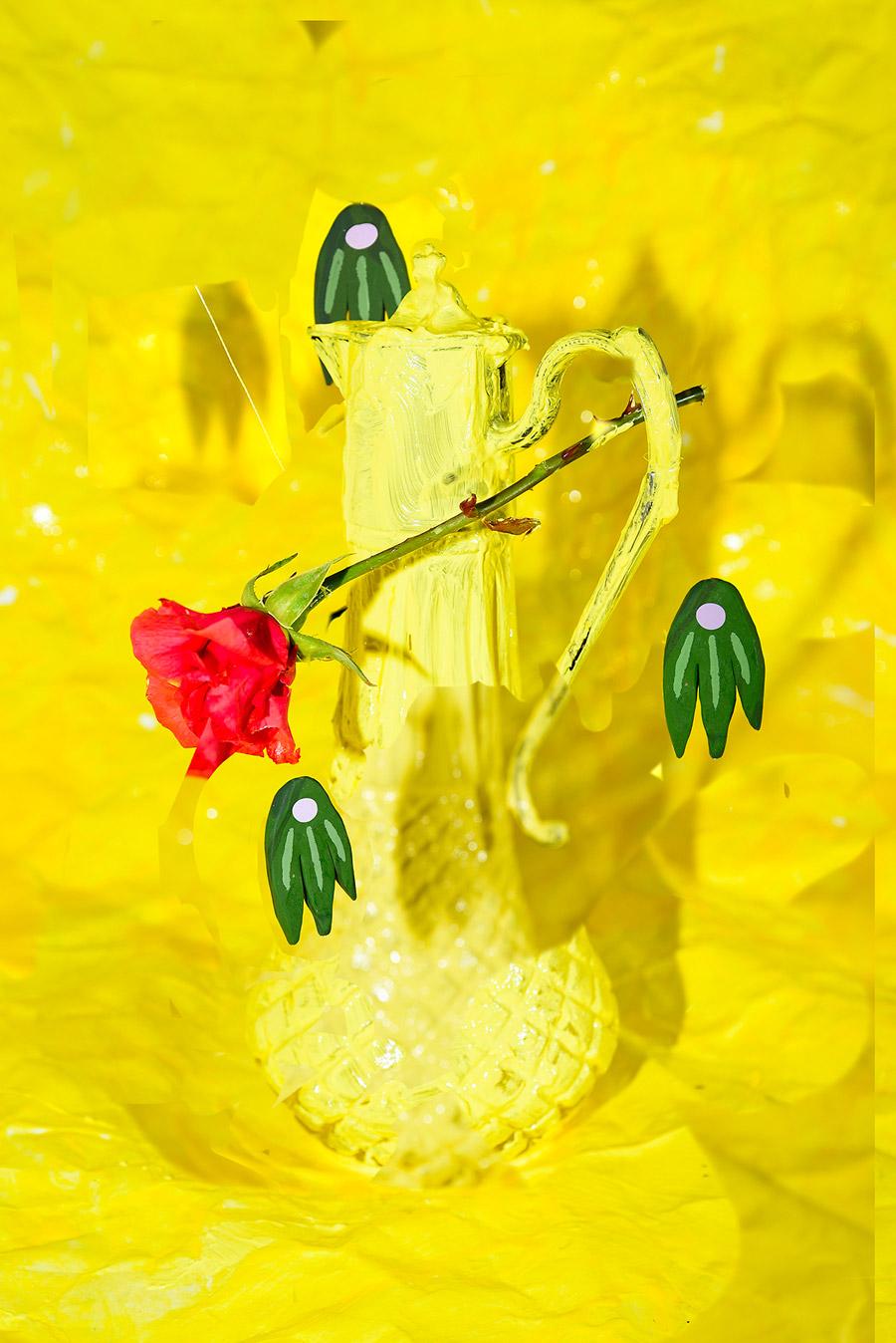 «Надика», © Эммалин Занелли / Emmaline Zanelli, Аделаида, Австралия, Финалист категории «Коммерческая / Редакционная», Фотоконкурс натюрморта «Объекты желания» — Objects of Desire