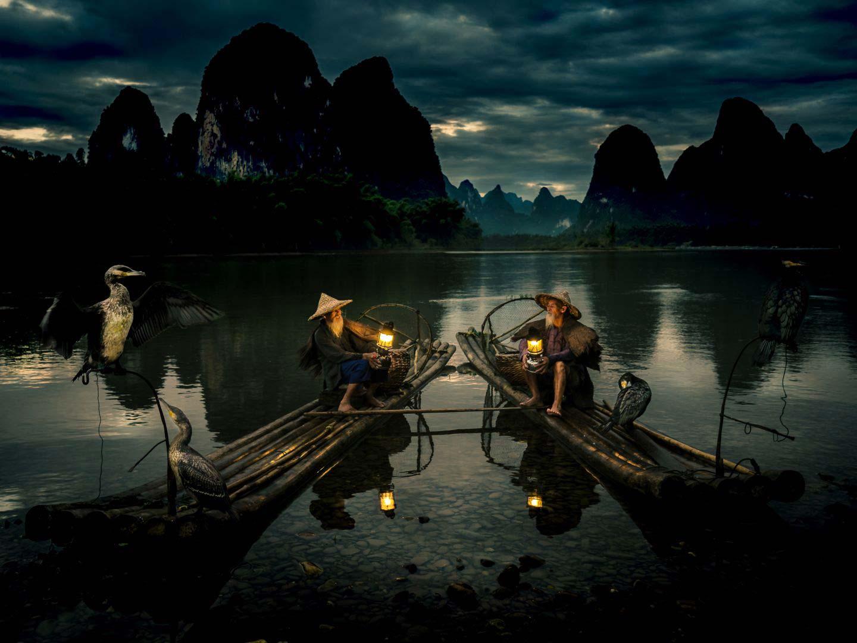 Разговор, © Бен Сих, 2 место в категории «Тесные связи», Фотоконкурс Olympus Global Open
