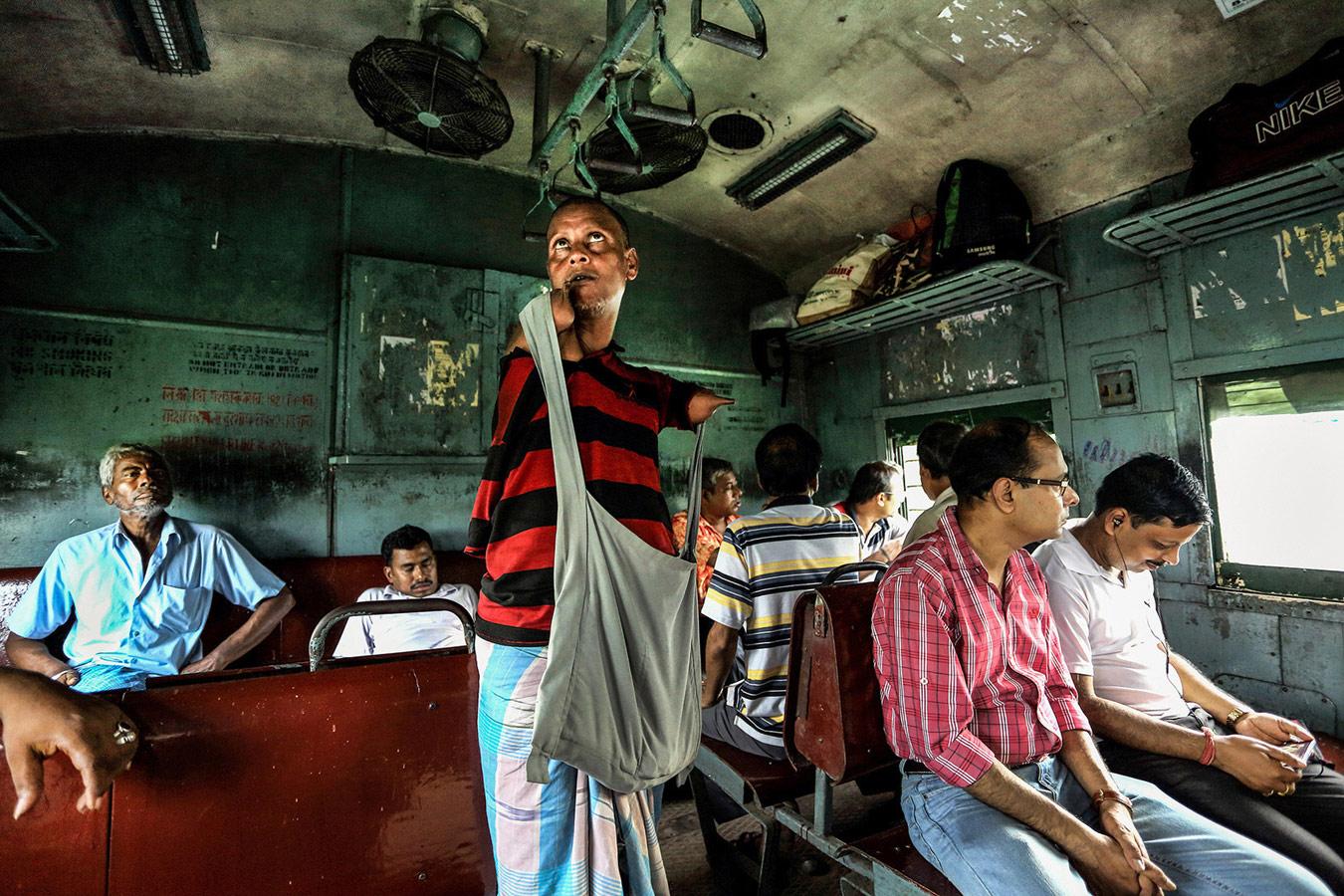 Надежда, © Сандипани Чаттопадхай, Индия, Серебряная медаль FIAP и CEF, Фотоконкурс «Мир для всех: преодоление инвалидности» — ONCE