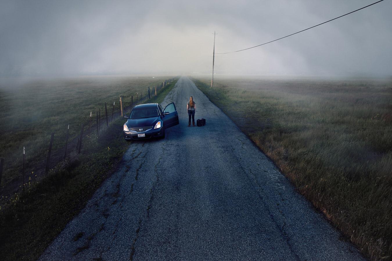 «Иногда ваша дорога выбирает вас», © Крейг Колвин / Craig Colvin, Сан-Хосе, США, Финалист категории «Идеи», Фотоконкурс «Одна жизнь» — One Life Awards