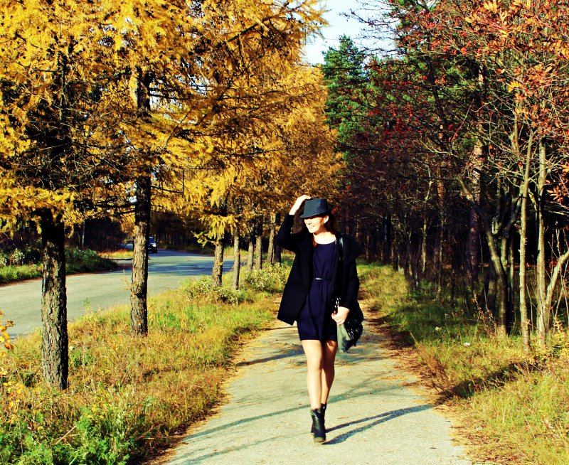 Улыбчивая осень, © Юлия Азизова, Дзержинск, Фотоконкурс «Осень в городе»