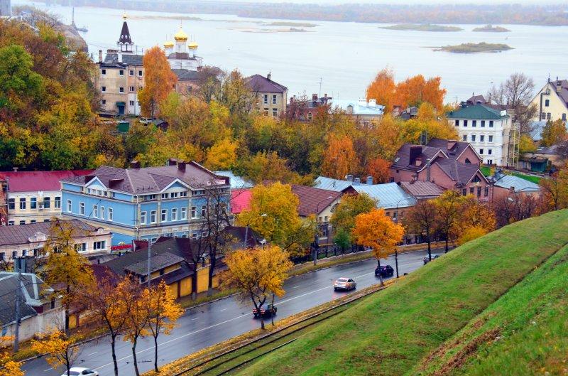 Краски осени, © Вера Платонова, Санкт-Петербург, Фотоконкурс «Осень в городе»