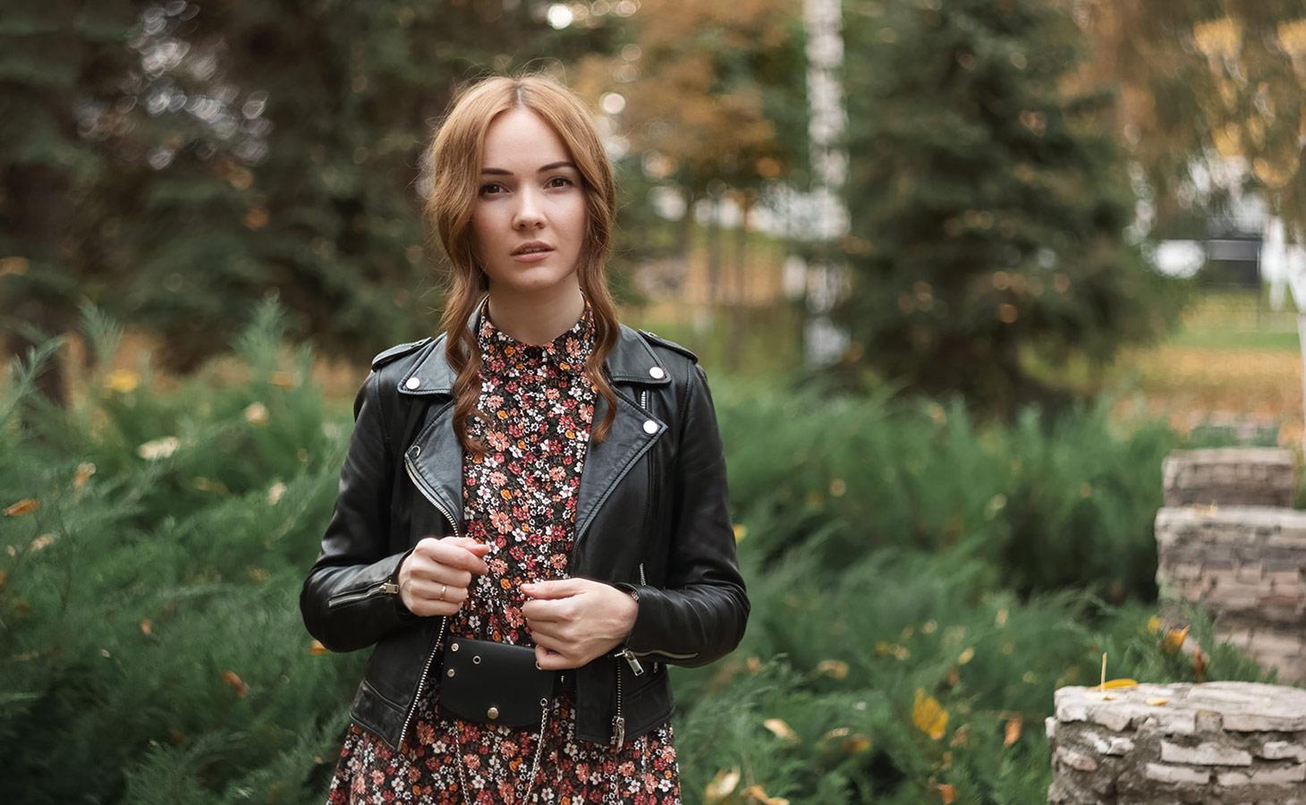 ***, © Илья Александров, Фотоконкурс «Осенний портрет»