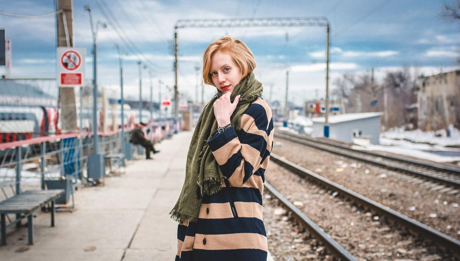 София, © Денис Яковлев, Фотоконкурс «Осенний портрет»