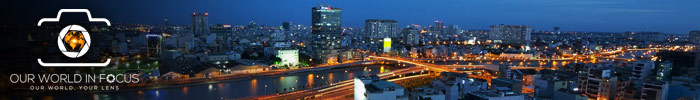 Фотоконкурс «Ночные города» — Cities at Night