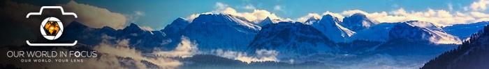 Фотоконкурс «Величественные горы» от Our World In Focus