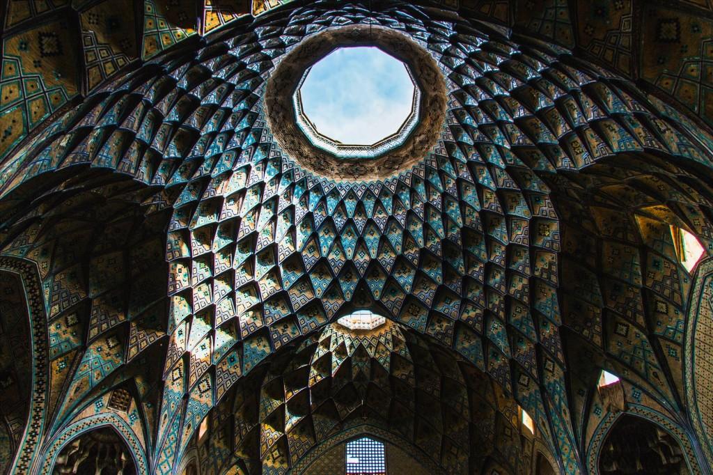 Timche-ye Amin od-Dowleh, © Маджид Шахраби, Победители прошедшего фотоконкурса «Узоры» от Photographic Angle