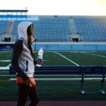 «Бегунья», © Аарон Смит / Aaron Smith, Лос-Анджелес, США, Первое место в категории «Фитнес» – профессионал, Фотоконкурс «Адреналин» — Спортивная и экшн-фотография