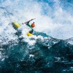«Адреналин на воде», © Клаудио Абелла / Claudio Abella, Эскель, Чубут, Аргентина, Первое место в категории «Экшн / Приключения» – любитель, Фотоконкурс «Адреналин» — Спортивная и экшн-фотография