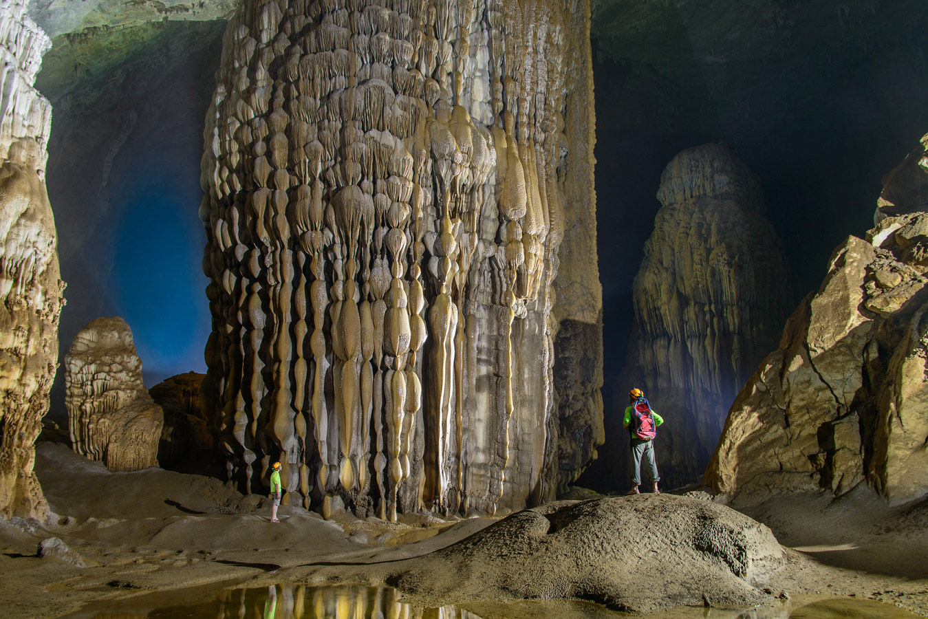 «Более двухсот метров под землей», © Хуан Паломо / Juan Palomo, Иден Прери, США, Финалист в категории «Экшн / Приключения» – любитель, Фотоконкурс «Адреналин» — Спортивная и экшн-фотография
