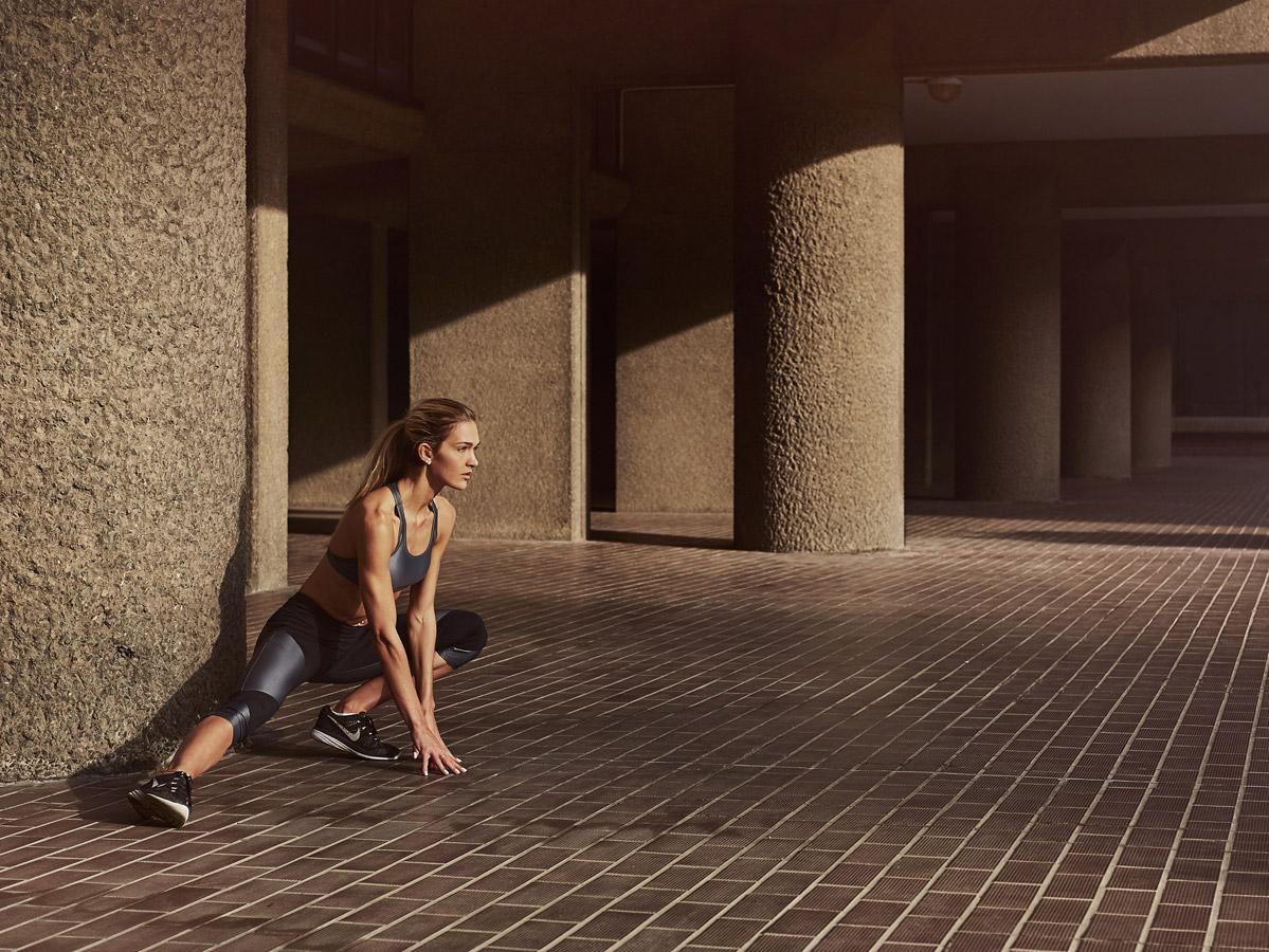 «Легкоатлетка», © Дункан Николс / Duncan Nicholls, Лондон, Великобритания, Выбор зрителей: Победитель второго дедлайна, Фотоконкурс «Адреналин» — Спортивная и экшн-фотография