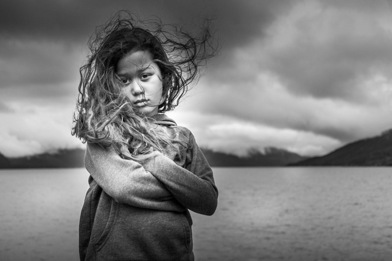 Чистая красота, © Бенджамин Робинсон, Кастро-Вэлли, США, Финалист категории «Любитель: Младенцы / Дети», Конкурс портретной фотографии «Лица»