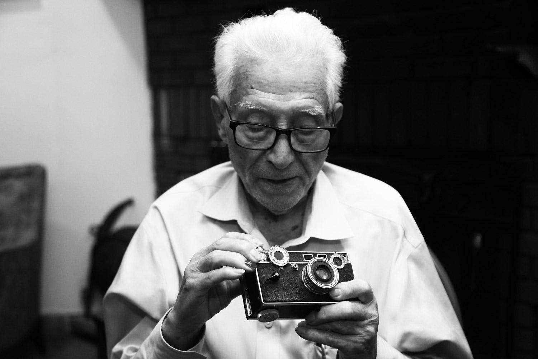 Тони Ваккаро, © Мин Фай Чан, Бруклин, США, Финалист категории «Любитель: Знаменитости», Конкурс портретной фотографии «Лица»