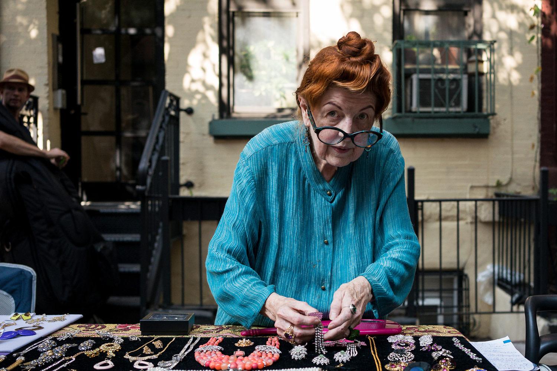 Без названия, © Пол Кессель, Нью-Йорк, США, Финалист категории «Любитель: Персональная работа», Конкурс портретной фотографии «Лица»