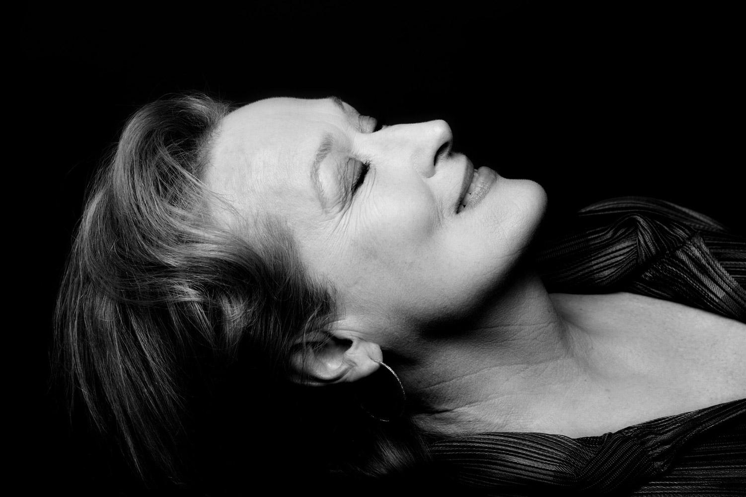 Просто Мерил, © Марвин Фредрик Джозеф, Боуи, Финалист категории «Профессионал: Знаменитости», Конкурс портретной фотографии «Лица»