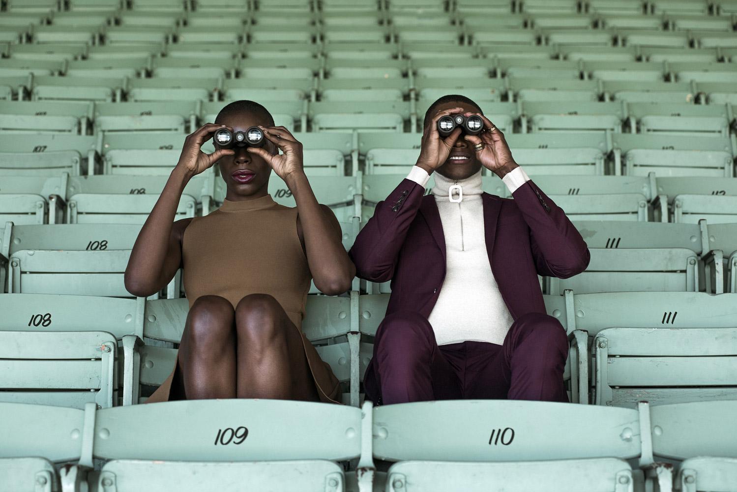 Без названия, © Молли Крэнна, Лос-Анджелес, США, Финалист категории «Профессионал: Персональная работа», Конкурс портретной фотографии «Лица»