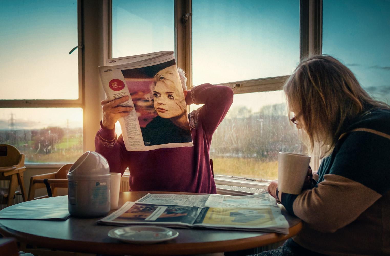 Kloe, © Гэри Солтер, Лондон, Большой Лондон, Великобритания, Финалист категории «Профессионал: Персональная работа», Конкурс портретной фотографии «Лица»