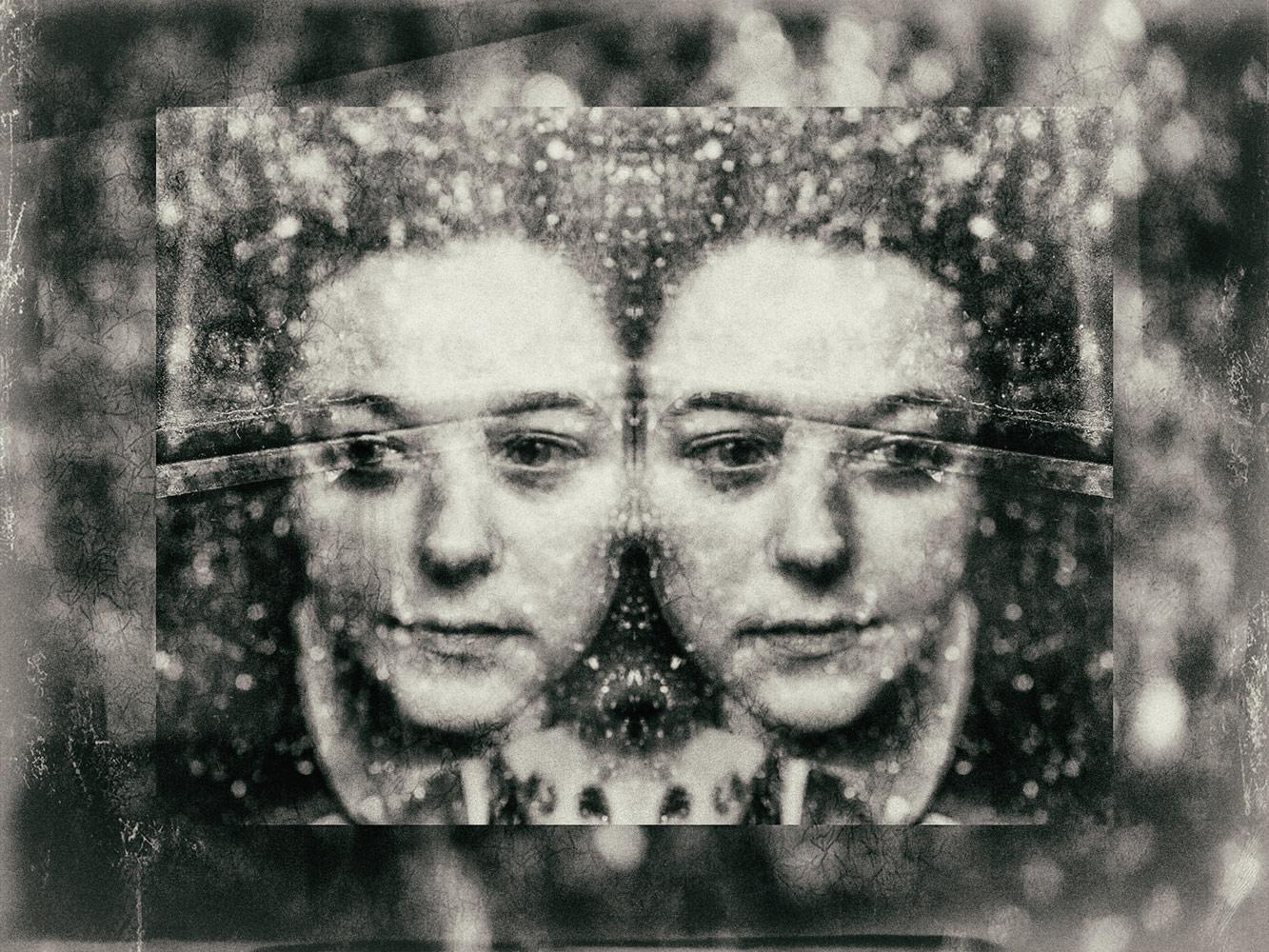 Муза, © Л. Лежен, Беркли, США, Финалист категории «Профессионал: Автопортреты», Конкурс портретной фотографии «Лица»