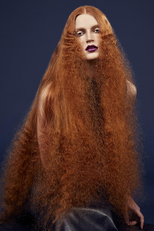 Камиль, © Лена Давидофф, Нью-Йорк, США, Финалист категории «Любитель: Коммерческая / Редакционная», Конкурс портретной фотографии «Лица»