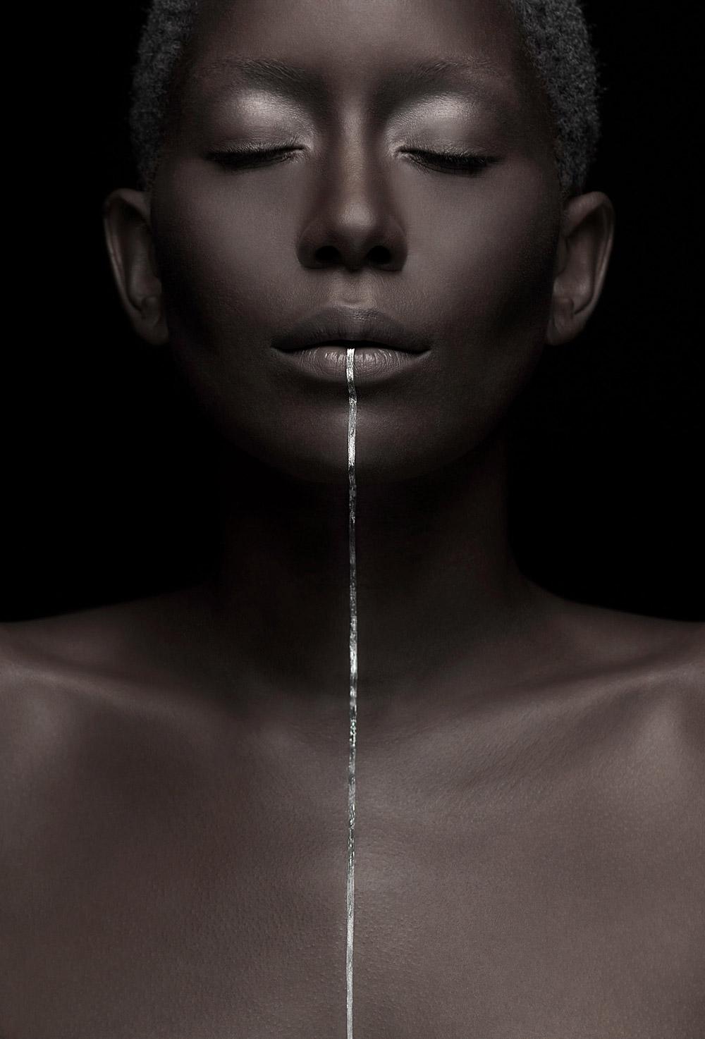 «Безмолвные ключи», © Дженнифер Палеш / Jennifer Palesch, Монреаль, Канада, Гран-при категории «Мода и портрет», Конкурс студенческой фотографии