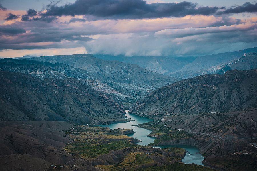 2е место, Красоты Дагестана