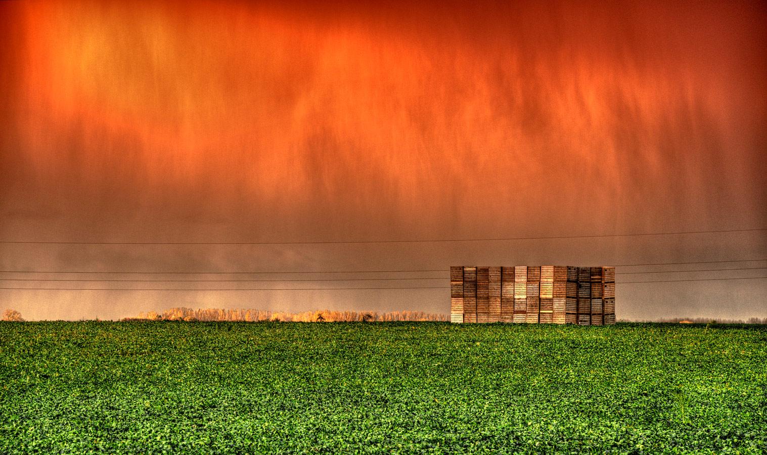 Изменения климата, © Пол Ф. Гиллард, Ханнут, Бельгия, Финалист категории «Пейзажи» : Любитель, Конкурс фотографии «Перспективы» — Perspectives PhotoPlus Expo