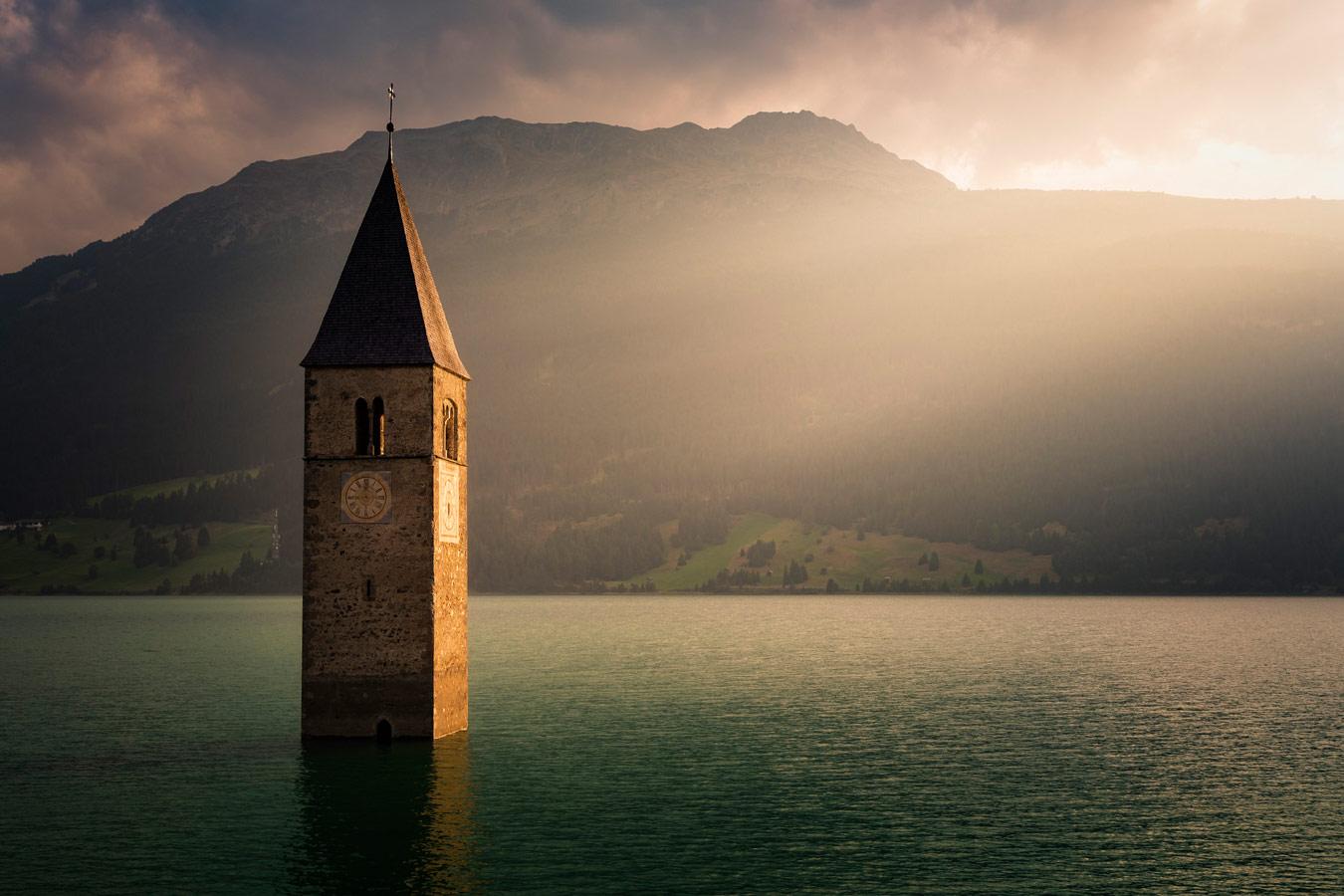 Озеро Решен, © Томас Хофманн, Берлин, Германия, Финалист категории «Пейзажи» : Любитель, Конкурс фотографии «Перспективы» — Perspectives PhotoPlus Expo