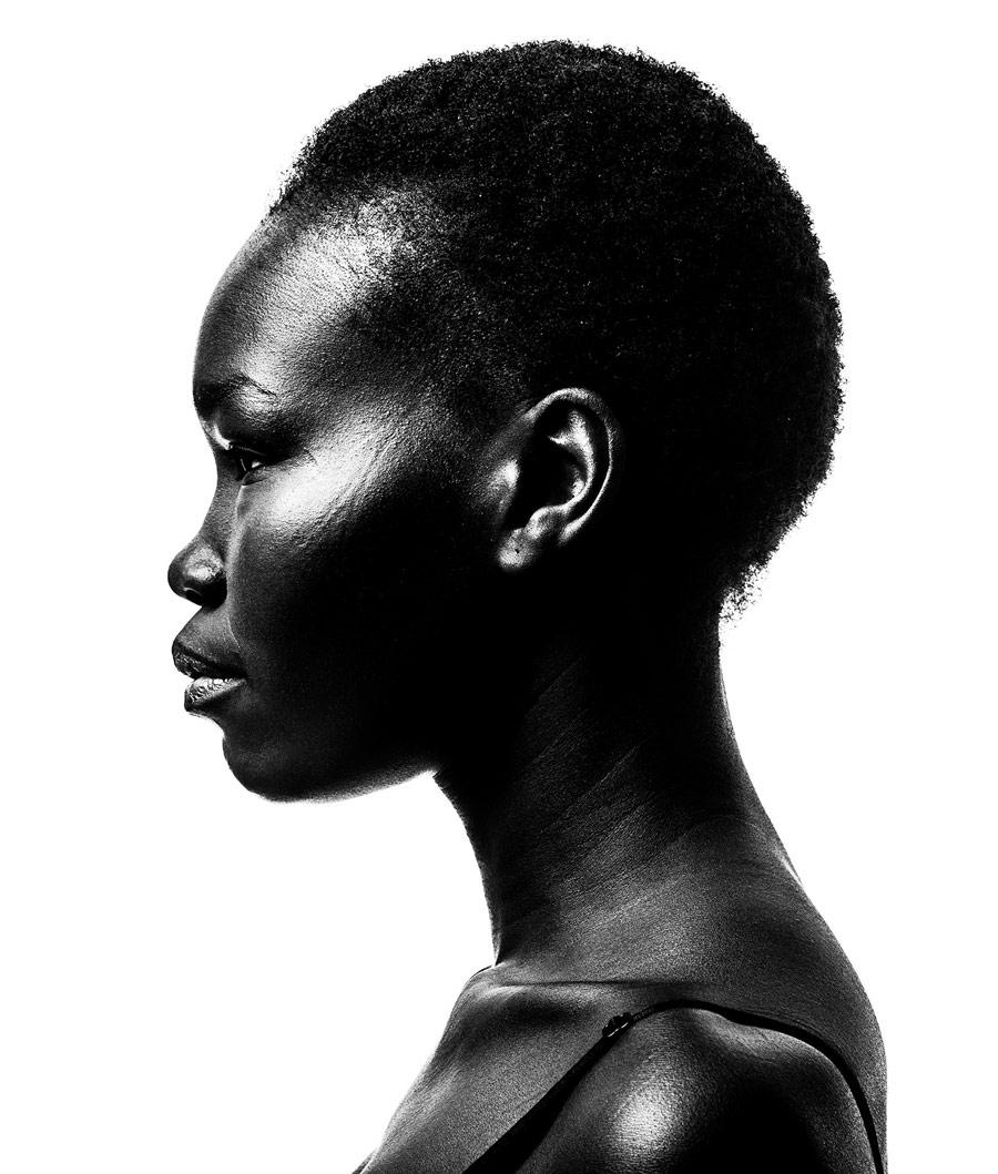 Чёрный прекрасен, © Ках Пун, Нью-Йорк, США, Финалист категории «Портреты» : Профессионал, Конкурс фотографии «Перспективы» — Perspectives PhotoPlus Expo