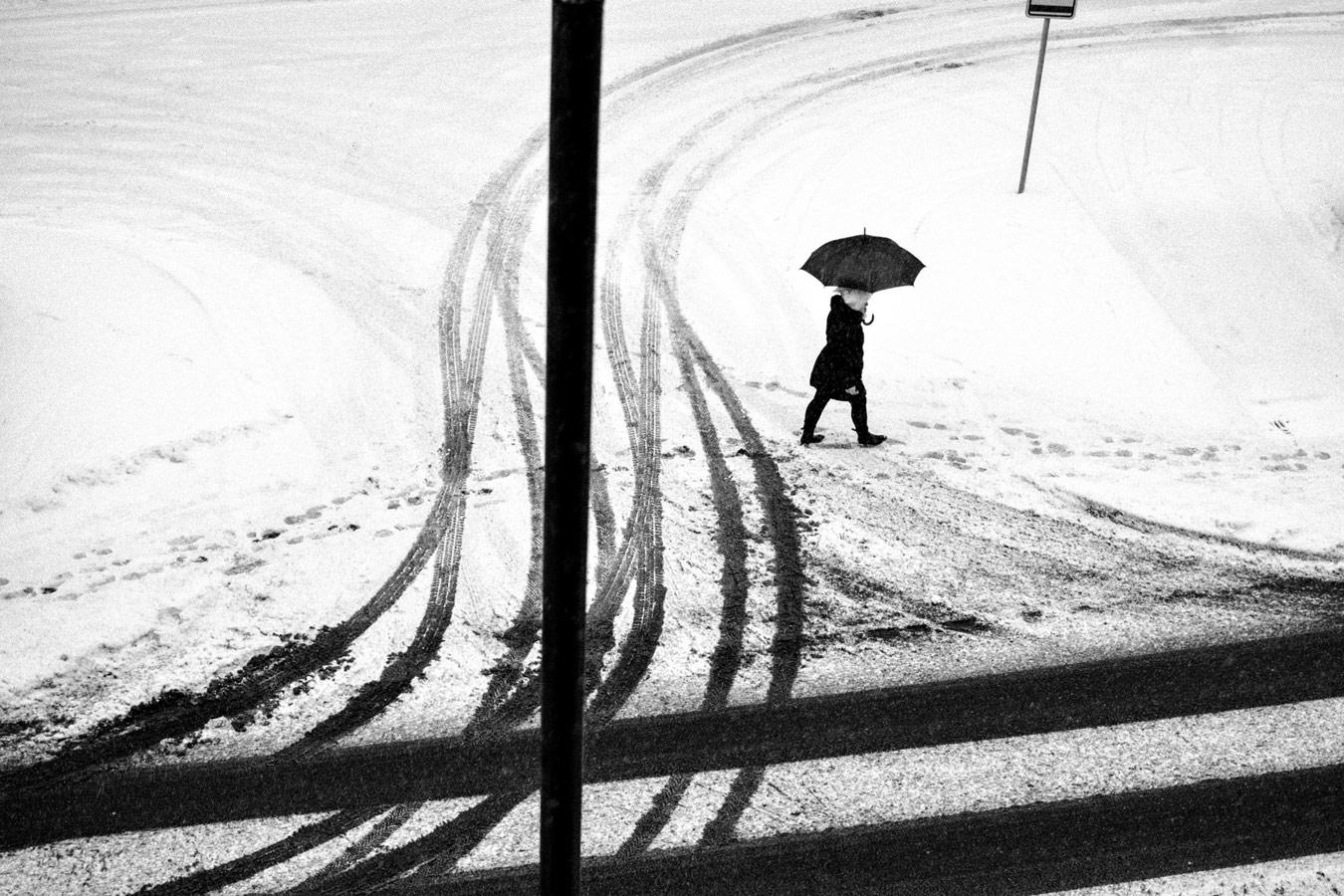 Без названия, © Марсель Колачек, Хомутов, Чехия, Финалист категории «Уличная фотография» : Профессионал, Конкурс фотографии «Перспективы» — Perspectives PhotoPlus Expo
