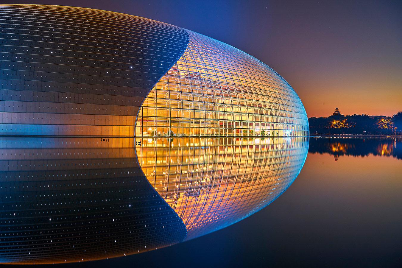 Национальный центр исполнительных искусств, © Мун Хеан, Пучонг, Малайзия, Финалист категории «Архитектура» : Профессионал, Конкурс фотографии «Перспективы» — Perspectives PhotoPlus Expo
