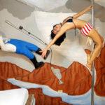 Зодчество секса, © Курт Холландер / Kurt Hollander, Победитель в категории «Абстракция», Фотоконкурс Photography Grant