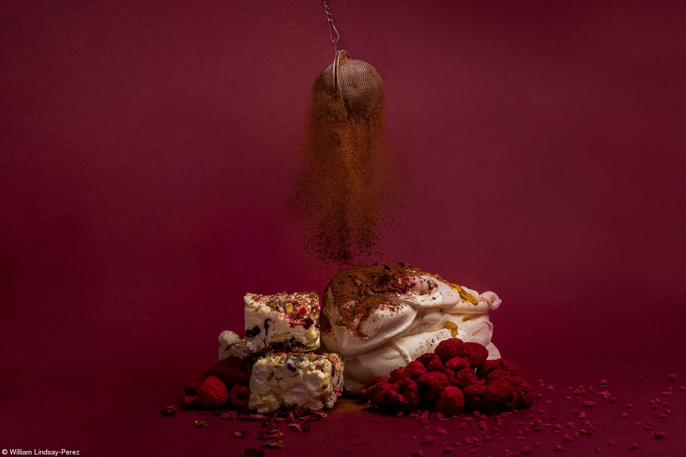 Последние штрихи, © Уильям Линдсей-Перес, Великобритания, 1-е место, категория «Юный фотограф, 15–17 лет», Фотоконкурс Pink Lady Food