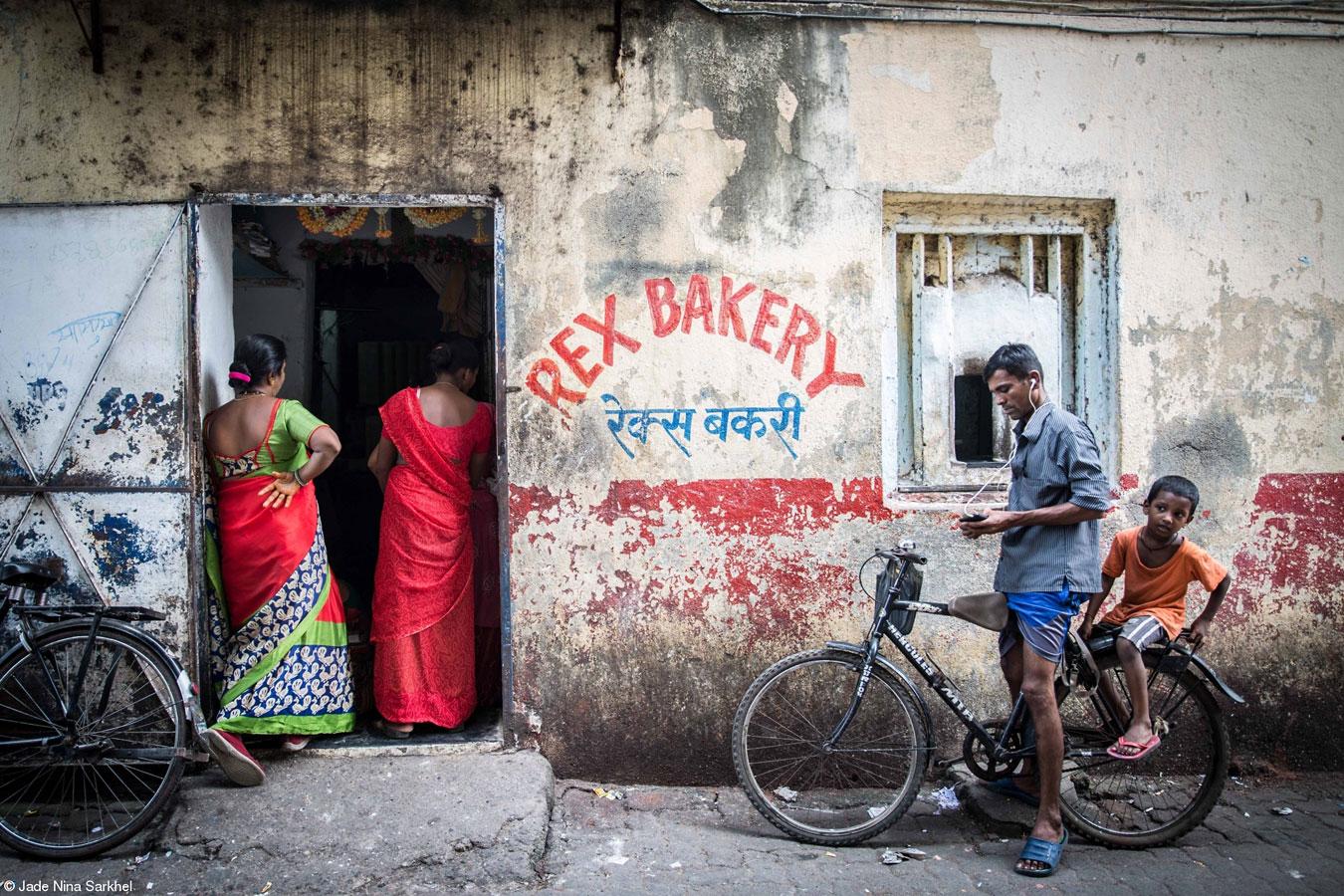 Пекарня Рекса, © Джейд Нина Саркель, Великобритания, 1-е место, категория «Еда на продажу», Фотоконкурс Pink Lady Food